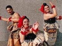 Sau e Siva mo le Tempo Dance  Festival NZ