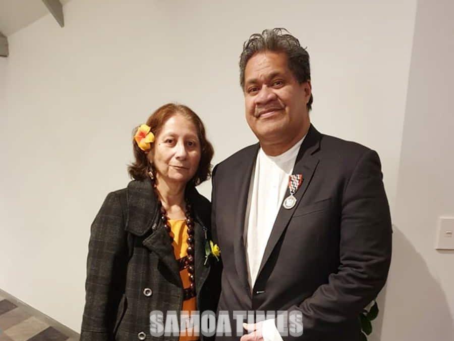 Aloaia le tautua a Tauanuu Perenise Tapu i Niu Sia