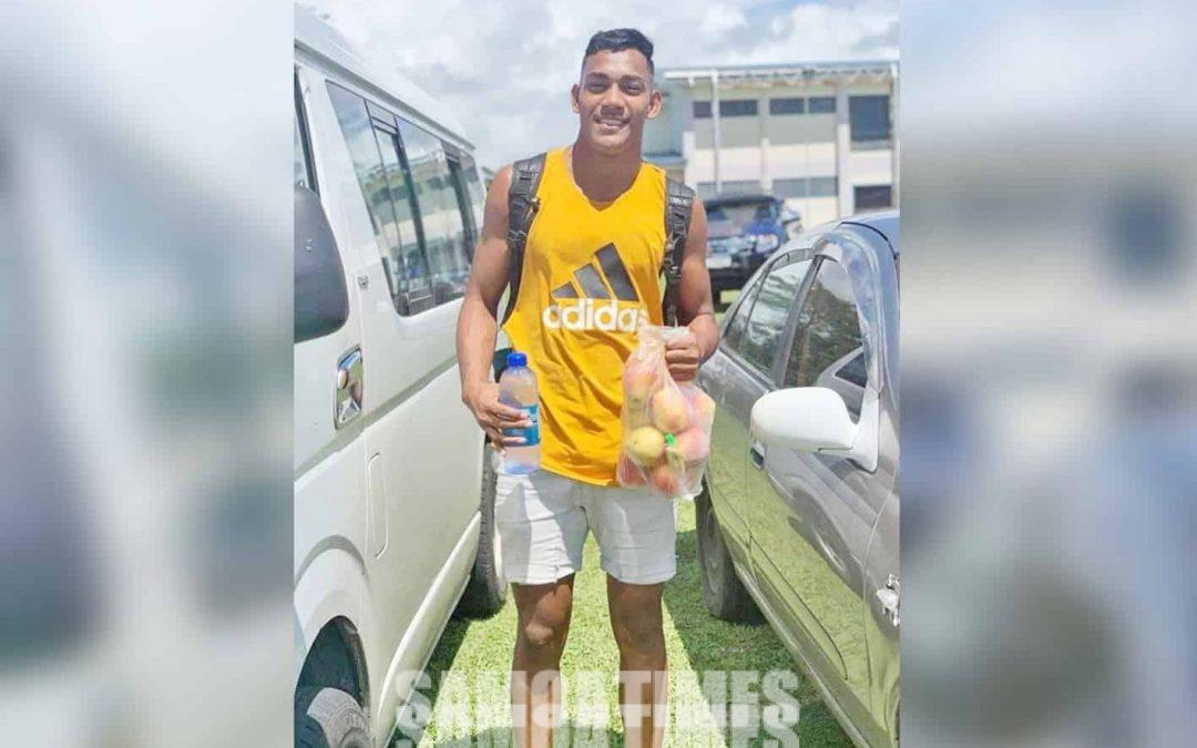 Filifilia se tama aoga i le Manu Samoa 7s