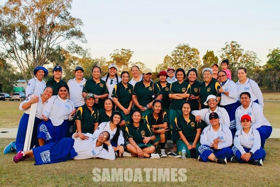 Siamupini Southwest Brisbane taaloga Pulega EFKS Brisbane Saute