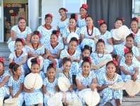 Faamae'a polokalame a Le La o Samoa Dance Academy 2019
