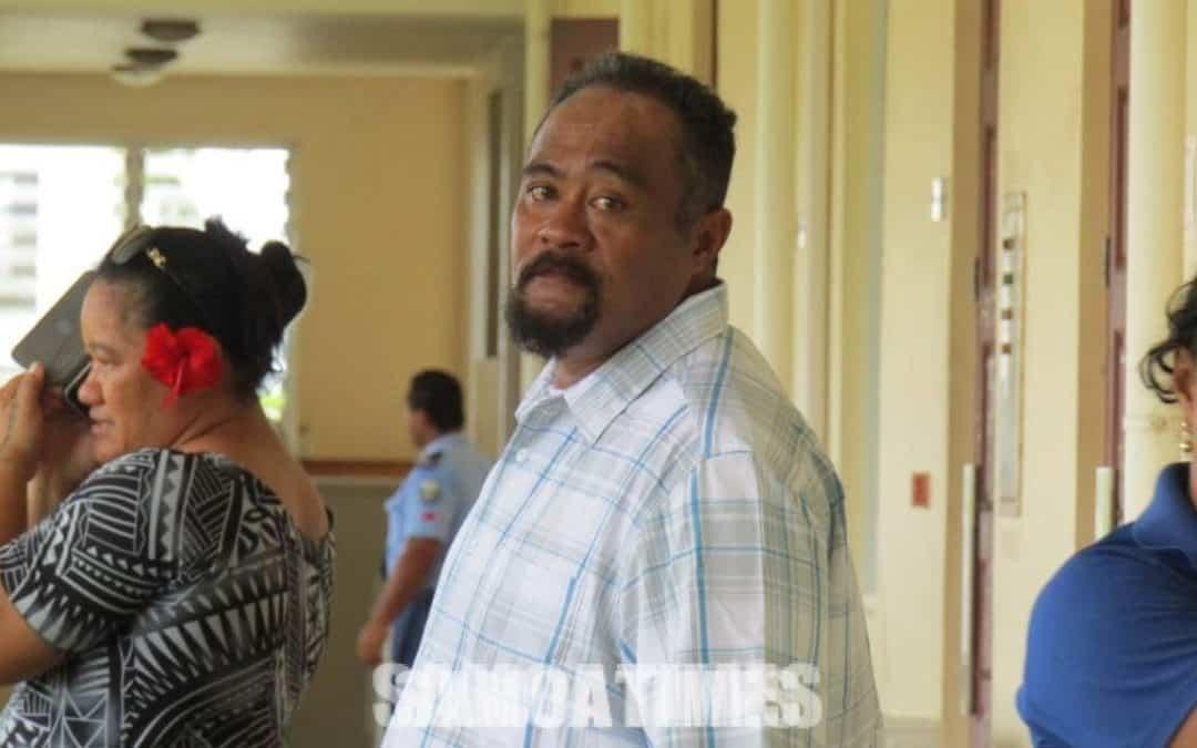Faasala i le faamasinoga le alii na ia aumaia le aisa i totonu o Samoa