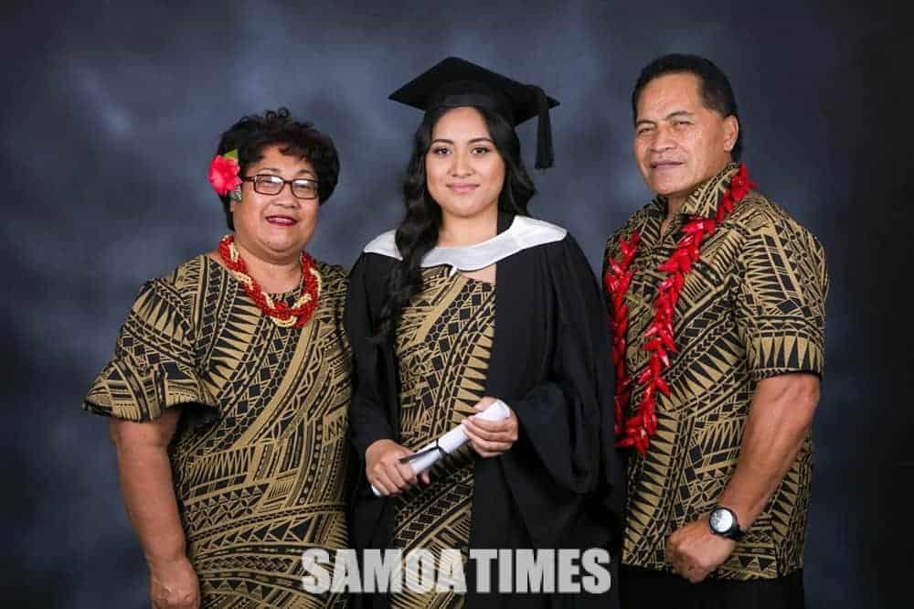 Talitonu Ramona o le usitai i mātua e faaeaina (Bachelor of Laws)