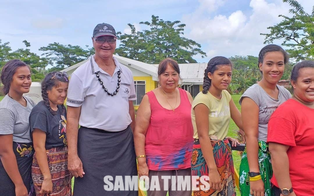 Alofa le Atua i fanau sauaina a Samoa