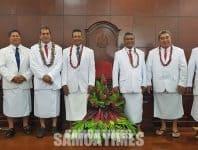 Faatauto faamasino e toafitu o le Faamasinoga o Fanua ma Suafa o Samoa
