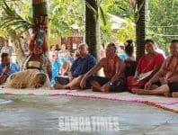 Faafotu Tupu o le Suafa Fuataga i Lalomanu