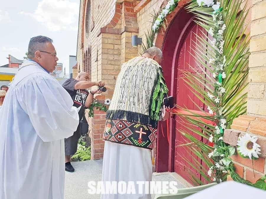 Faaulufale le malumalu a le St Andrew's Community Presbyterian Church Otahuhu