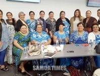Malosi le fesoasoani Tausi Soifua Samoa Aukilani mo Samoa