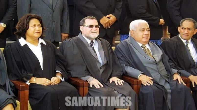 Aisea na Solitu ai le Faamasinoga i le amataga ae o lea faatoa Laga mai?