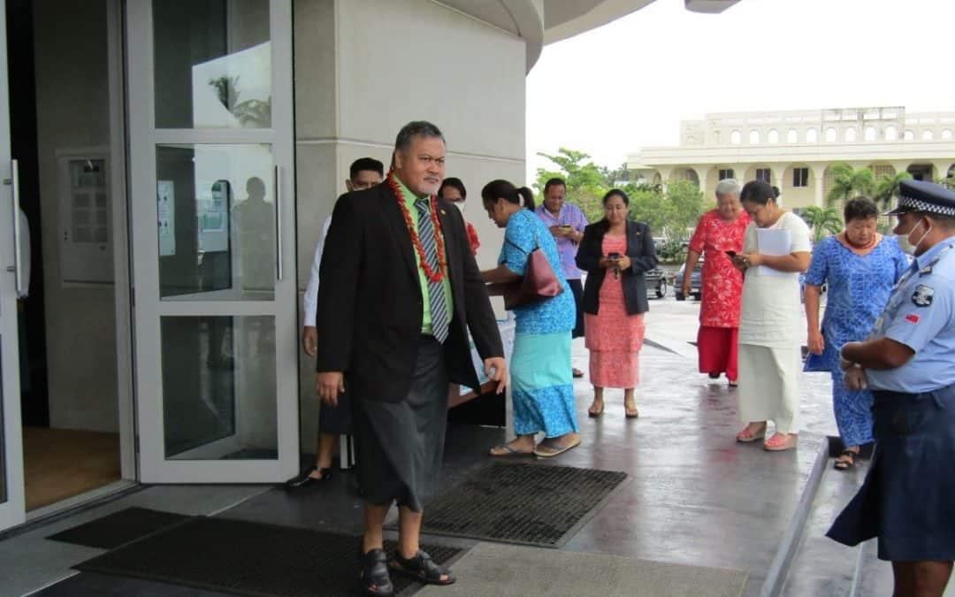 E ono toe Tatala Suesuega i Faila na Toesea mai le Faamasinoga